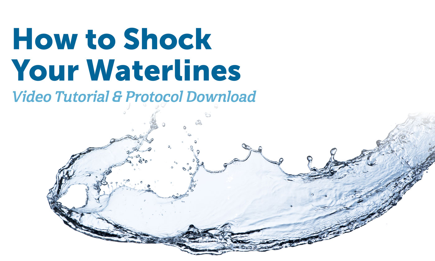 How To Shock Your Dental Unit Waterlines